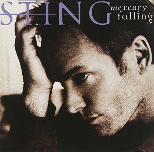 Falling Cd - Mercury Falling
