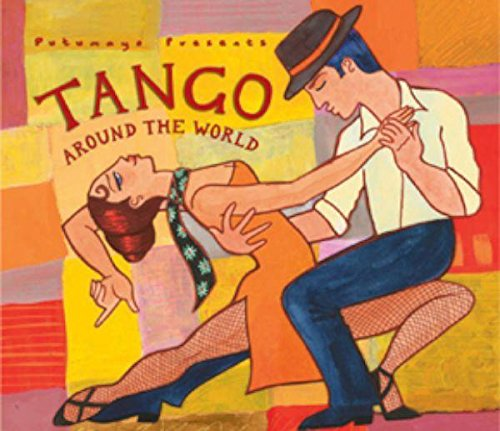 Cover of Tango Around the World