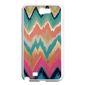 Chevron Stripes Unique Design For Case Samsung Note 4 Cover ,custom ygtg623909