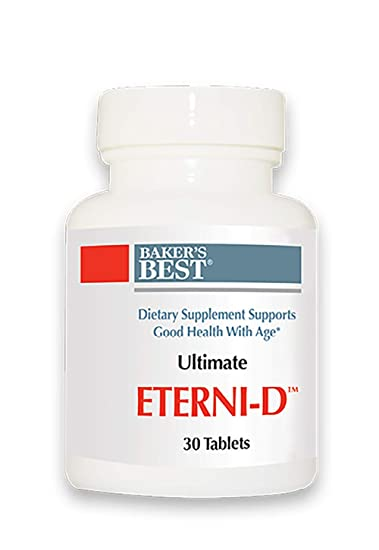 Amazon com: Baker's Best® Ultimate Eterni-D Formula - Powerful Total