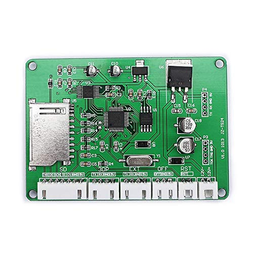 Value-5-Star - 3D Printer Accessories 2.4 Inch Display Extended Card Universal Board 3D Printer Press Screen Full Color High Speed by Value-5-Star (Image #2)