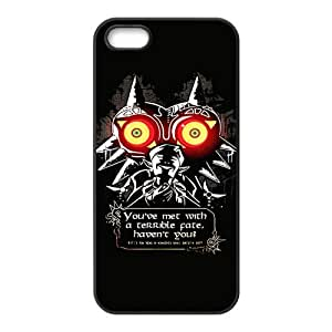 SKULL majora's mask Phone Case for Iphone 5s
