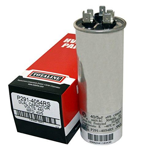 Heat Pump Capacitor - 3
