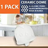 Korea Ceramic Dome Replacement Water Filter for Zen Water Systems by Aquaboon