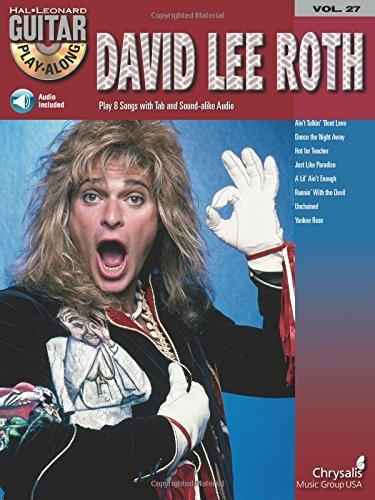 David Lee Roth - Guitar Play - Along Vol. 27 (BK/CD)