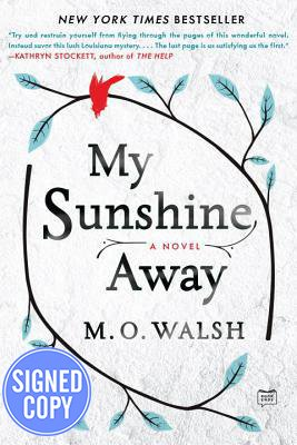 My Sunshine Away   Autographed Signed Copy