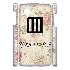 Google Nexus 5 Phone Case Paramore P78K787986