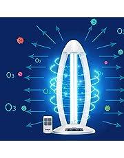 MAYL El ozono esterilización UV Lámpara Escuela for el Hospital Hogar, 2 Tipos (Size : B-220V)