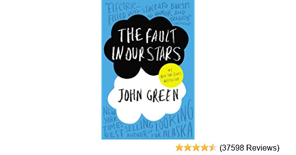 Amazon the fault in our stars ebook john green kindle store fandeluxe Image collections