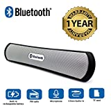Lambent BE-13 Portable Bass Stereo Bluetooth Wireless Speaker with Hans-free Call & TF Card Reader (Assorted Colors)
