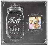 "MCS MBI 12.5x13.5 Inch ""Full of Life and Love Mason"