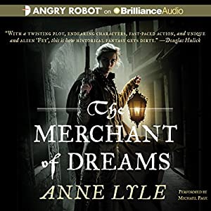 The Merchant of Dreams Audiobook
