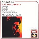 Prokofiev;Ivan the Terrible by Muti (1990-10-25)