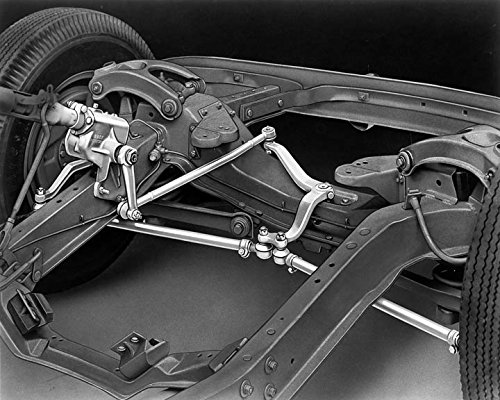 1954 Studebaker Steering & Chassis Factory (Chassis Steering)