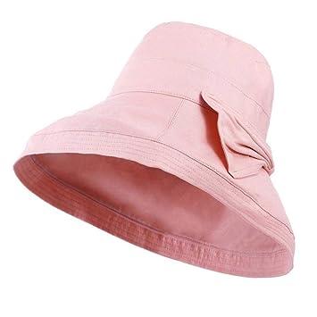 QEERT Visera Nueva Gorra de algodón Anti-Ultravioleta para el ...