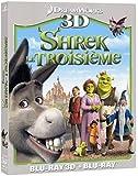 Shrek le Troisi??me - Combo Blu-ray 3D active + Blu-ray 2D