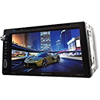 Soundstream VR-651 Double DIN In-Dash DVD/CD/AM/FM Receiver w/ Touchscreen, USB/3.5mm Auxiliary Inputs
