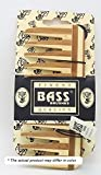 Large Wide Tooth Wood Comb By Bass Brushes 6X2.5 inch