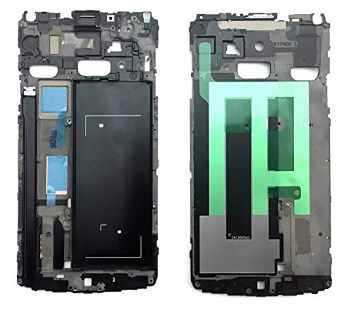 SBOS Samsung Galaxy Note 4 N910A N910T Front Housing LCD Plate Frame Bezel Replacement Samsung Galaxy Note 4 AT&T T-mobile Sprint