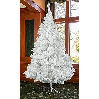 mountain king flocked christmas trees