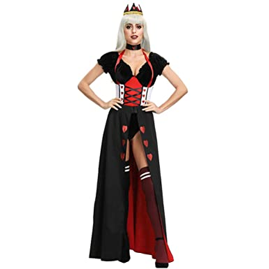 Story of life Halloween Queen Juega El Disfraz Corazón Rojo Poker ...