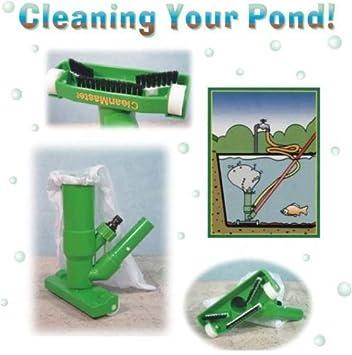 Good Ideas 487 Système de nettoyage pour bassins Permet de retirer ...