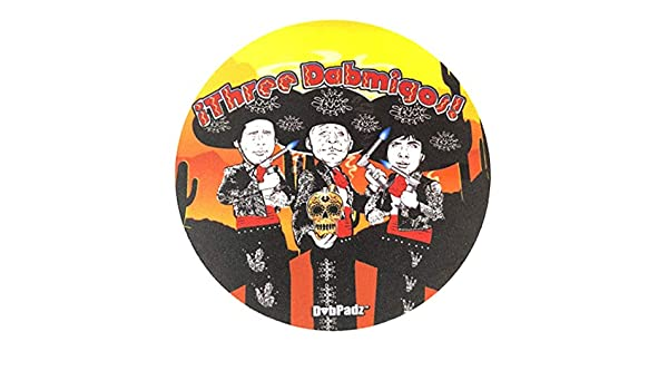 Amazon.com: The Three Amigos Dab Pad Mouse Pad Dab Mat 8