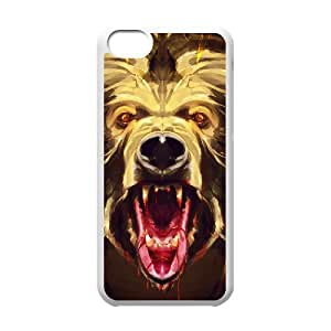WINDFC Animal Pattern Phone Case For Iphone 5C [Pattern-6]