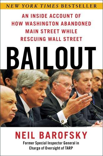 Bailout by Neil Barofsky