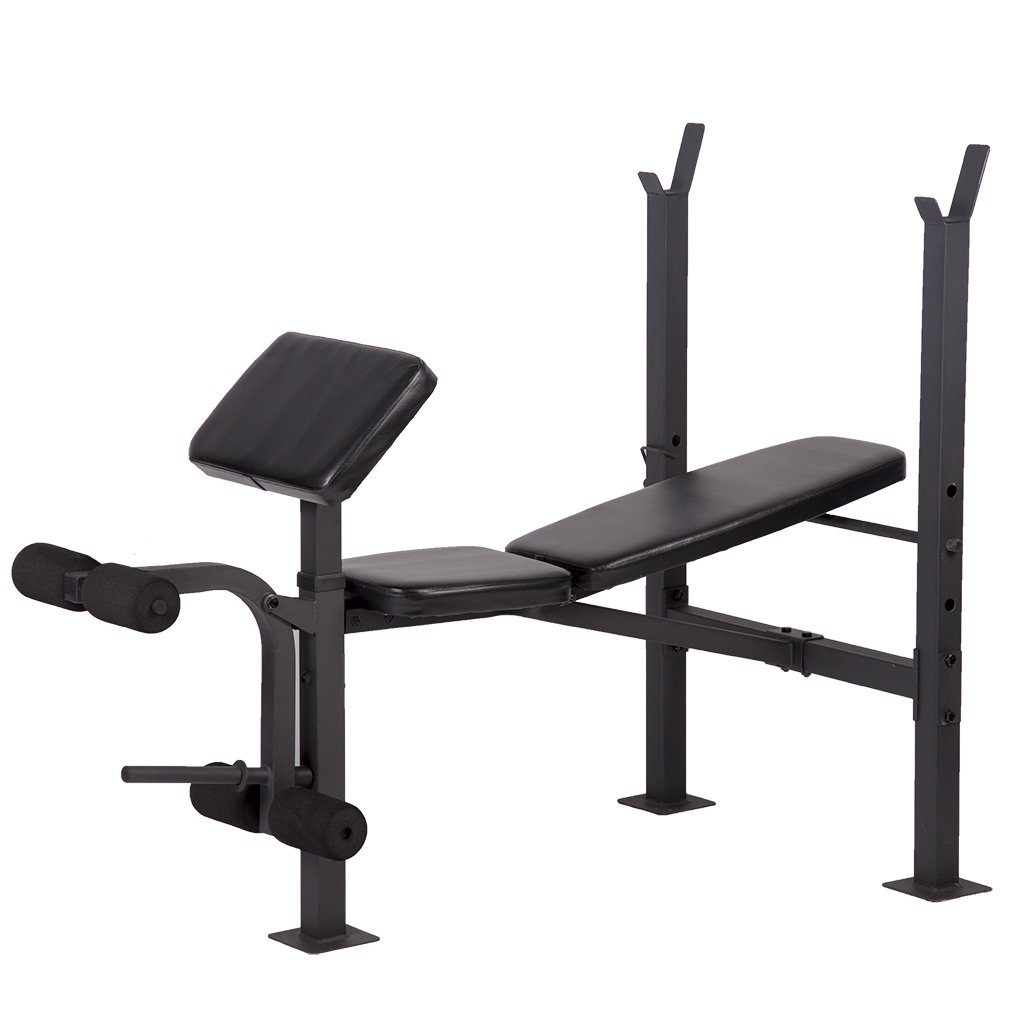 Adjustable Weight Lifting Multi-function Bench Strength Workout Fitness Exercise Best Massage by BMS