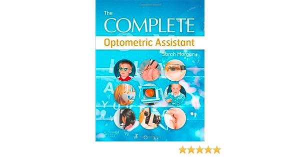 the complete optometric assistant 9780750688888 medicine health science books amazoncom
