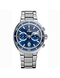 Rado D Star Chronograph Stainless Steel Mens Watch R15966203 by Rado