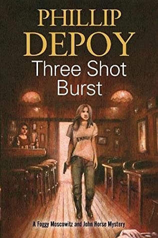 book cover of Three Shot Burst