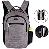 Advocator Slim Business Backpack for Laptop Up To 14' Waterproof Travel Daypack