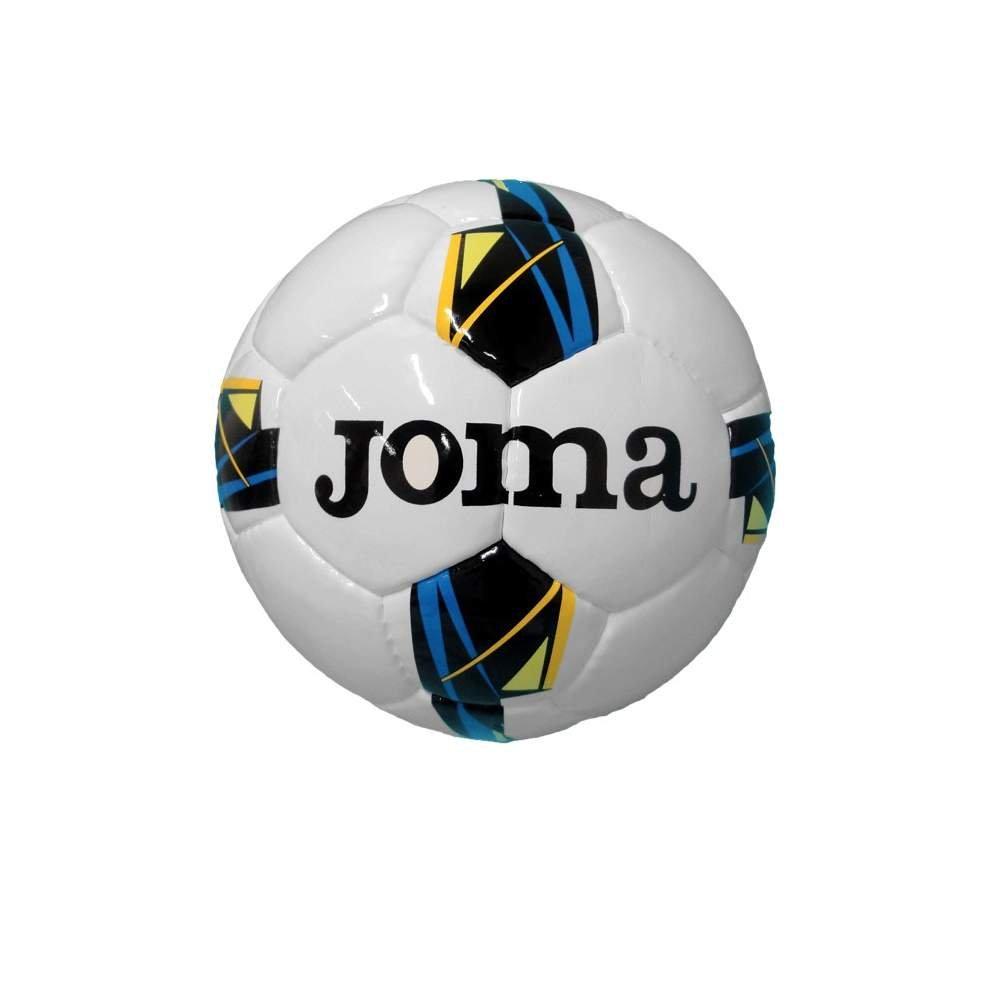 Joma - Balon Game.Sala Blanco-Negro-Amarillo: Amazon.es: Deportes ...