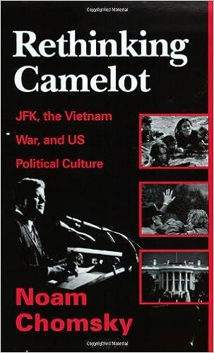 Amazon com: Rethinking Camelot: JFK, the Vietnam War, and