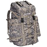 24″ Hiking Backpack in Digital Camo, Outdoor Stuffs