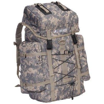 24″ Hiking Backpack in Digital Camo, Outdoor Stuffs