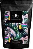 Nordish.Coffee (Peruhondas) Handgerösteter Premium Kaffee - 100 Prozent Arabica / Hochland-Kaffee / Ganze Bohne für Kaffeevollautomaten (250 g)