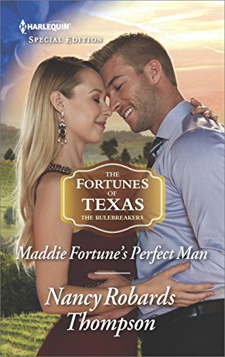 Maddie Fortune's Perfect Man (The Fortunes of Texas: The Rulebreakers Book 2618) (Play Card Tote)