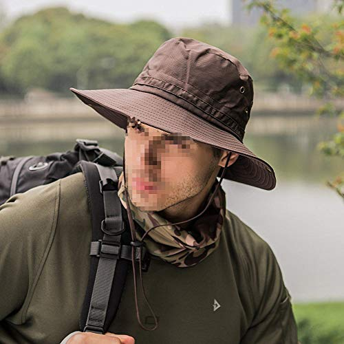 Fishing Hat Fisherman Breathable Outdoor Protection Cap Cool Sun Male Mountaineering Zhouzhou666 Visor fd0qUfw
