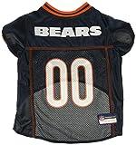 Chicago Bears Dog Jersey Medium