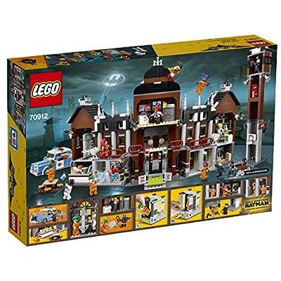 Lego 70912 Arkham Asylum: Toys & Games