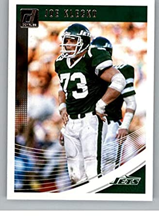 Trading New Amazon 215 2018 com Jets Art amp; Official Card York Klecko Fine Nfl Collectibles Donruss Joe Football fffacfdfdeafb|The Old Skool Sports Blog