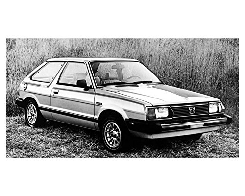 1981 Subaru GL Hatchback Automobile Photo - Subaru Hatchback Gl