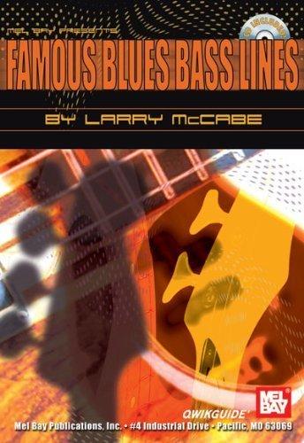 Download Mel Bay Famous Blues Bass Lines (QwikGuide) by McCabe, Larry (2000) Paperback pdf epub