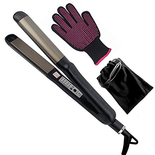 Hair Straightener and Curling Iron