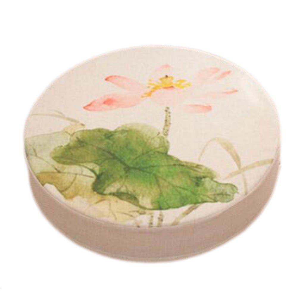 Circle Thicken Cushion Tatami Floor Soft Elastic Detachable Cushion 40 CM-A03 George Jimmy