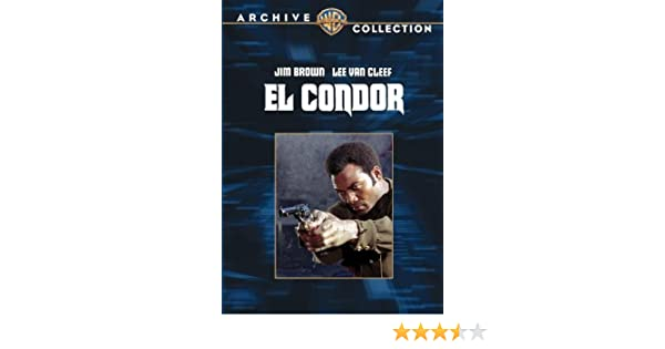 El Condor by Lee Van Cleef, Patrick ONeal Jim Brown: Amazon ...