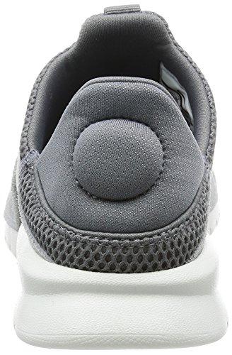Nike Benassi SLP, Pantofole Unisex-Adulto Grigio (Wolf Grey/Cool Grey/Off-white/Wolf Grey)